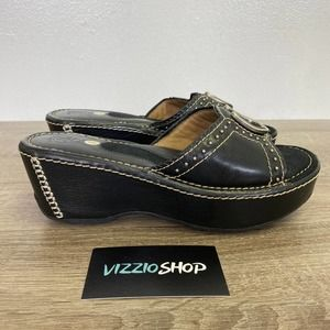 Ariat - Slide Wedge Sandals - Women's 7